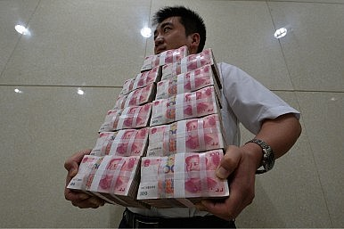 Is China Getting Ready to Clean Up Its Debt?