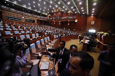Cambodia Returns to a One-Party State