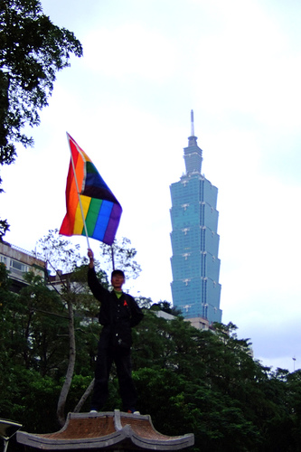 Taiwan: Next in Line for Gay Marriage?