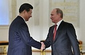 China-Russia Ties Deepen