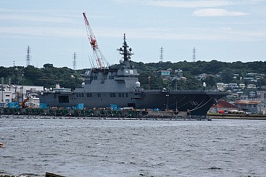 Surprise! Japan Still Has Strongest Navy, Air Force in Asia