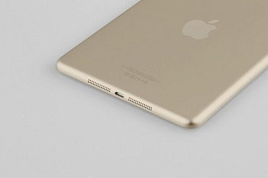 Following Gold iPhone 5s Hit, a Gilded iPad Mini 2 Coming Soon?