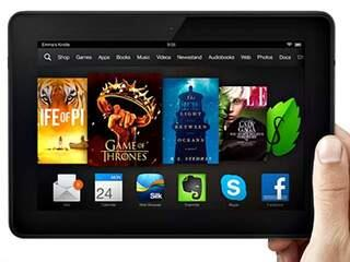 Nexus 7 (2013) vs. Kindle Fire HDX (7 inch)