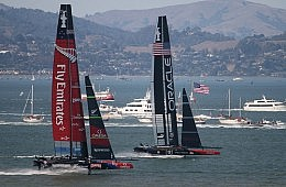 Oracle Team USA Sails to Historic Victory in America's Cup