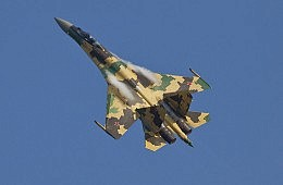 Russia to Sell China Su-35 Multirole Fighter Jets