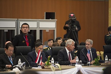 The Courtship of ASEAN