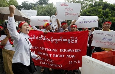 Myanmar Civil Society Going to Lose Another One?