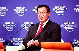 Cambodia Marks 30 Years Under Hun Sen's Rule Amid Uncertain Future