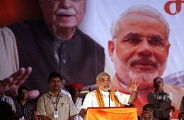 Can Narendra Modi Swing it for the BJP?