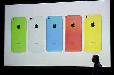 Apple Unveils iPhone 5C and iPhone 5S at Cupertino HQ