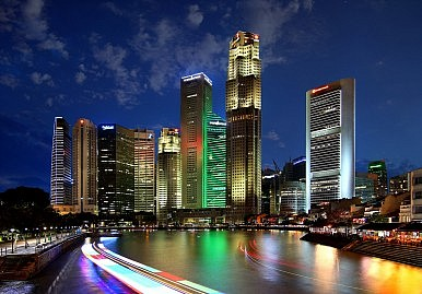 Singapore, Hong Kong Impress in Competitiveness Rankings