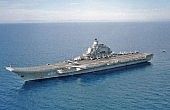 Russia's Aircraft Carrier to Visit Syrian Naval Base