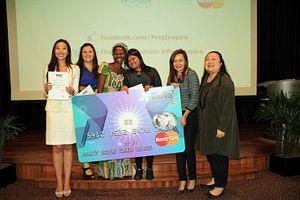 Project Inspire 2013: Empowering Women Worldwide
