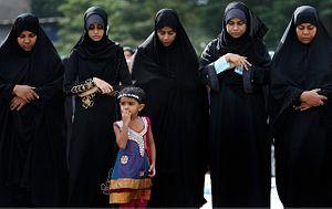 Sri Lanka's Muslims in the Cross Hairs