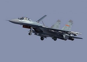 China's J-15 No Game Changer