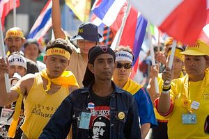 In Thailand, Mass Protests Against Democracy