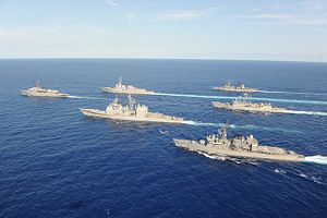 The Elements of US Maritime Strategy