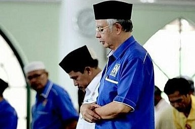 Malaysian PM Najib Razak Warns of the Battle for Islam