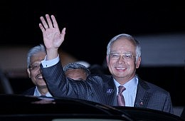 Malaysian PM Shores-Up Support