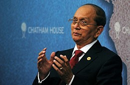Burma's President Will Not Run In 2015 Elections