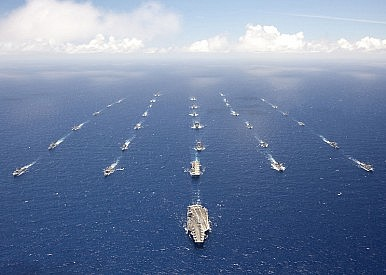 The Case for a Trans-Pacific Naval Partnership