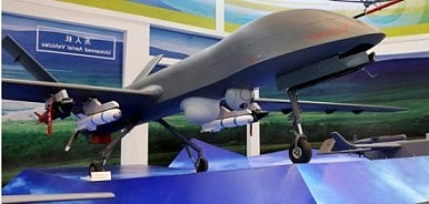 China to Japan: Shooting Down Drones Would Be Act of War