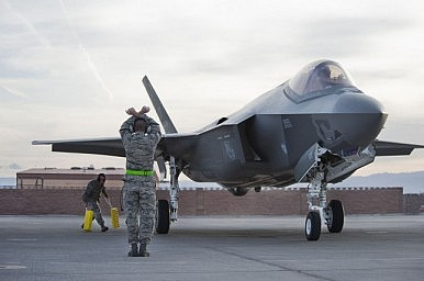 South Korea Eyes F-35 Fighter Jets