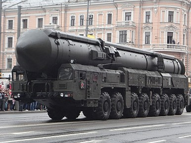 Russia Conducts Surprise Nuclear Readiness Drill