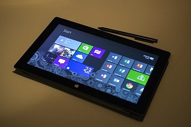 Can Microsoft Turn Its Tablet Presence Around with Surface 2?