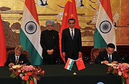 Is India Playing a Double Game in the South China Sea?