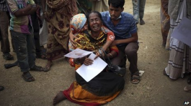 Tales from the Rubble: A Bangladeshi Factory Worker Tells Her Story