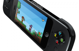 Leaked Image of Logitech's iPhone Gamepad Surfaces