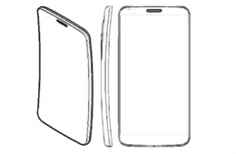 "LG ""Flexes"" at Samsung – Designs a Rival Curved-Display Smartphone"