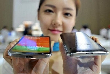 Samsung Galaxy Round: The Dawn of Flexible-Display Smartphones?