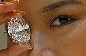 White Diamond Fetches $30.6 Million at Sotheby's Hong Kong Auction