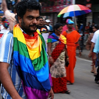 Indian State of Gujarat Holds First-Ever LGBT Pride March