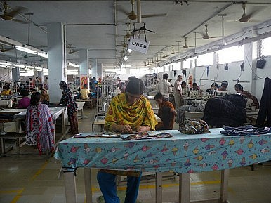 N. American Retailer Group Pushes for Factory Reform in Bangladesh