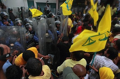 "Maldives Election Fiasco: ""Betrayal of Democracy"""
