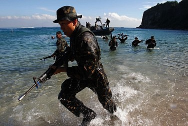 Philippines and Vietnam in the South China Sea