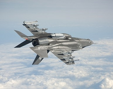 Singapore and the F-35B Joint Strike Fighter