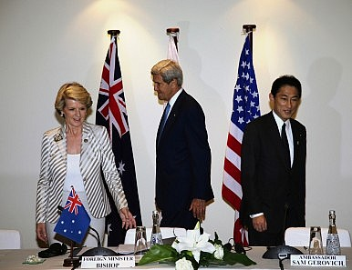 U.S.-Japan-Australia: A Trilateral With Purpose?