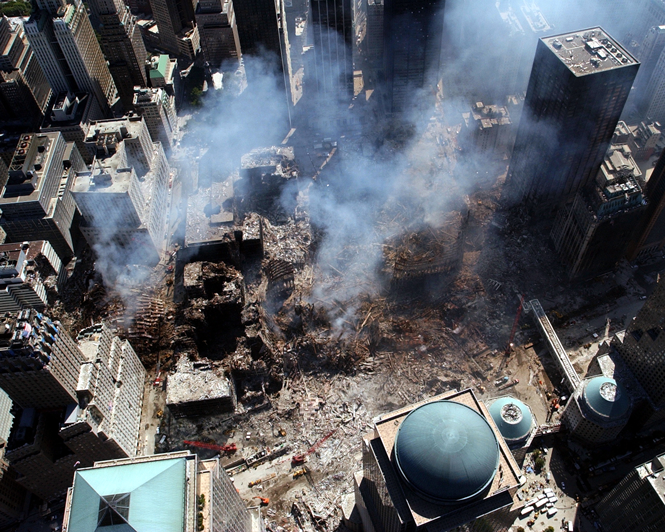 How Asia Saw September 11, 2001