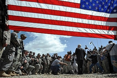 Where Are America's Warriors Coming From?