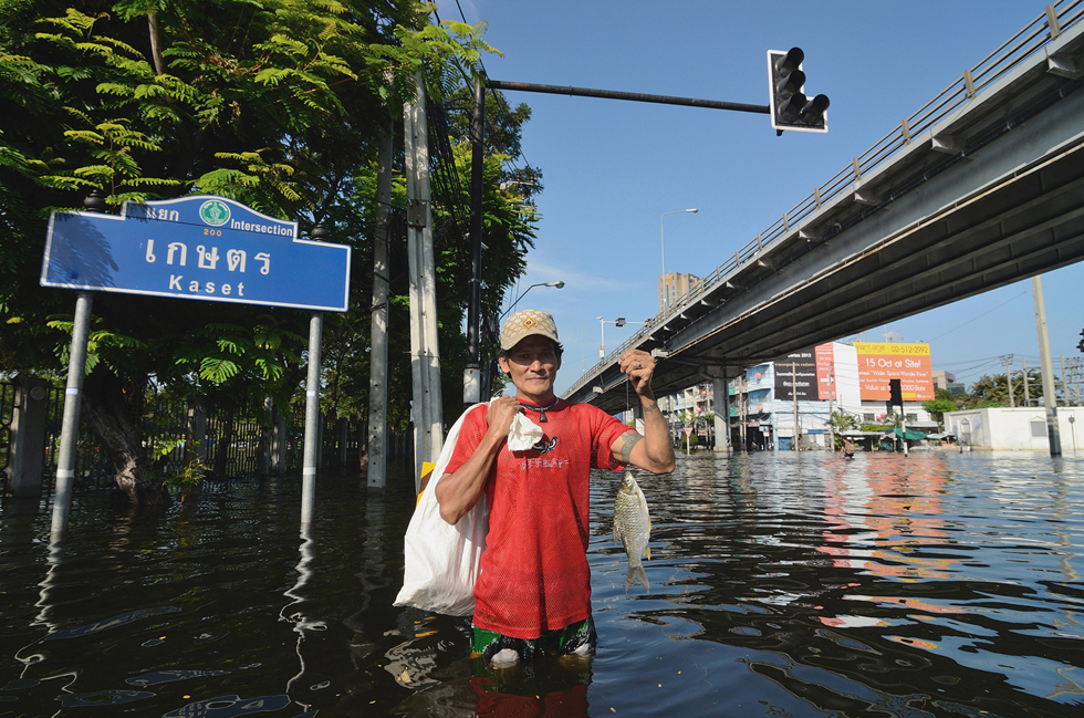 Bangkok's Flooding Nightmare