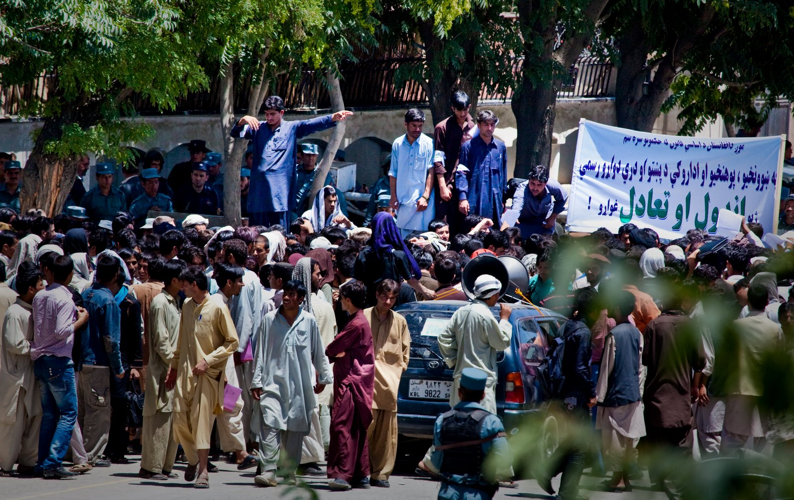 Afghanistan: Facing the Polls