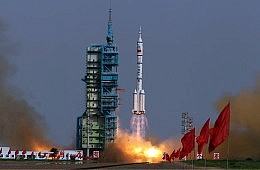 No, China Is Not About to Overtake the US in Space