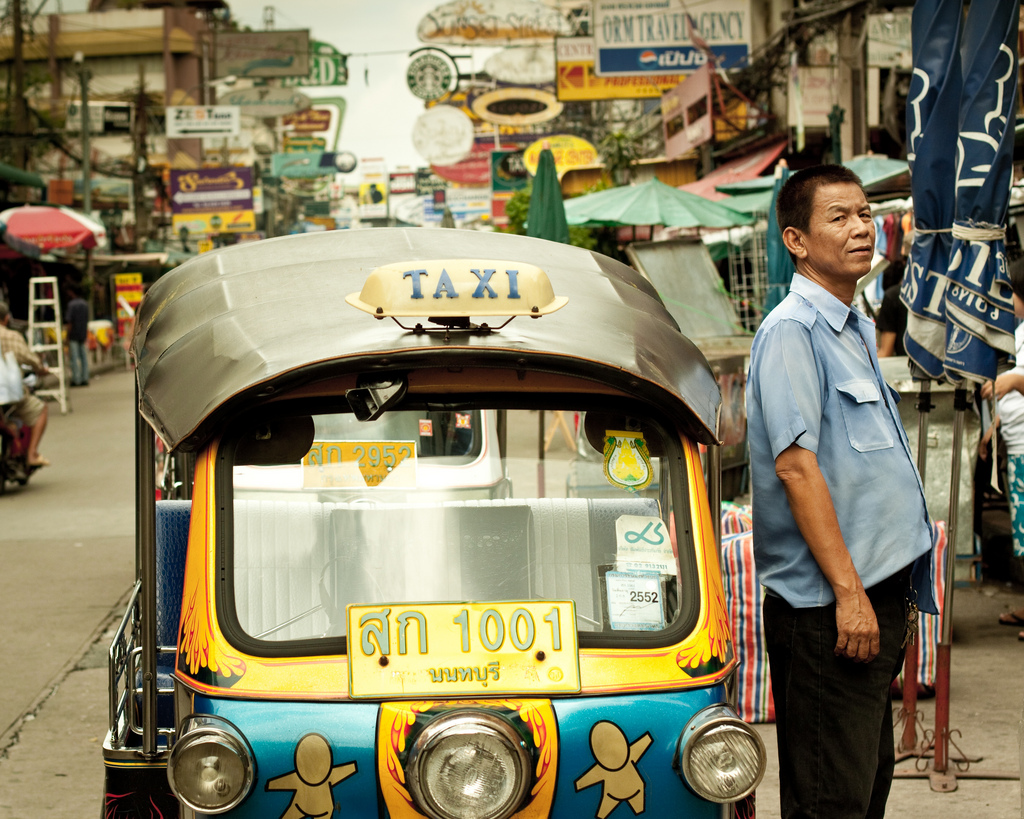 Asia: On the Move