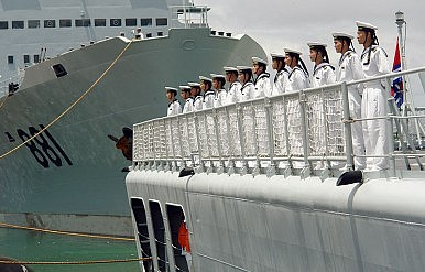 China's Hermit Navy