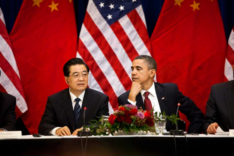 The U.S. Pivot and China Relations