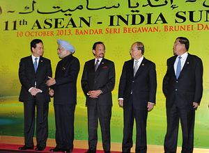India Wades Into South China Sea Dispute